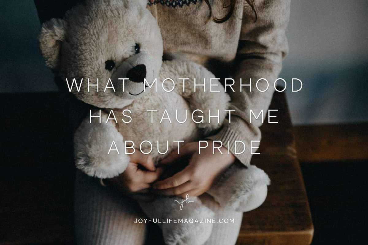 What Motherhood Has Taught Me About Pride | by Sandi Sutton | The Joyful Life Magazine