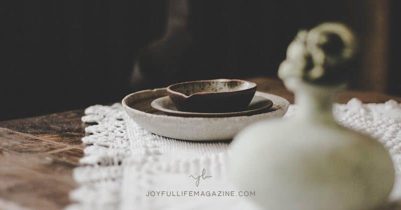 What If God is Offering You More by Calling You to Less | by Tiffany Edmonds | The Joyful Life Magazine