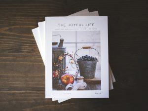Joyful Life Magazine | ABIDE Issue | Fall 2018