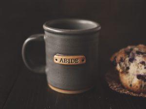 ABIDE Mug | Charcoal