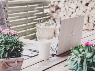 Cultivating a Creative Workspace in Your Home | by Jennifer VanWinkle | The Joyful Life Magazine