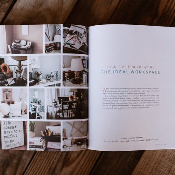 The Joyful Life Magazine