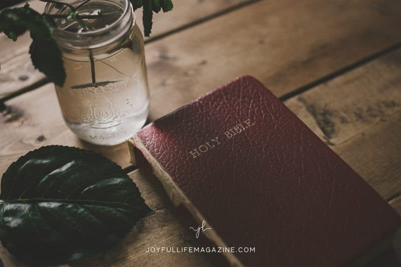 Memorizing Scripture | by Tamela Turbeville | The Joyful Life Magazine