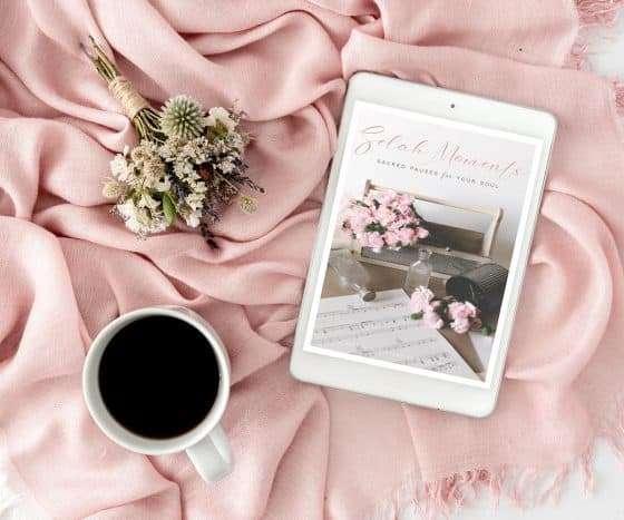 Selah Moments Digital Study Guide | Joyful Life Magazine