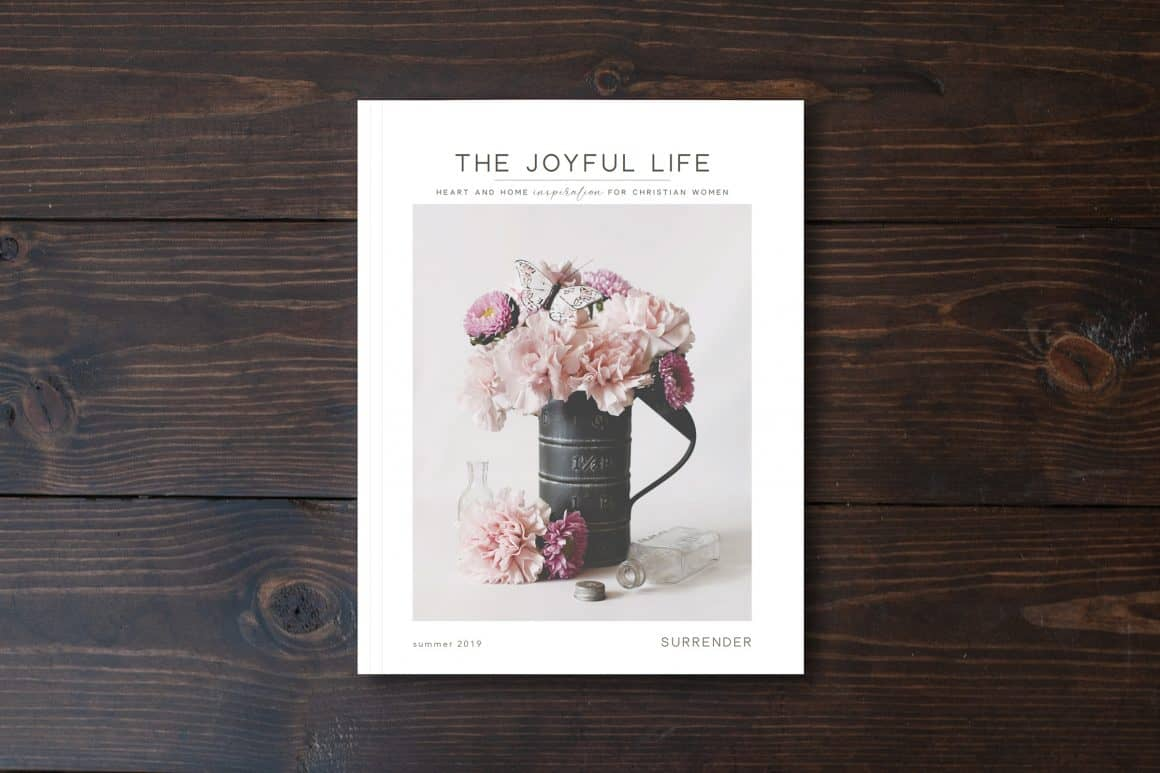 Surrender | Issue 03 | The Joyful Life