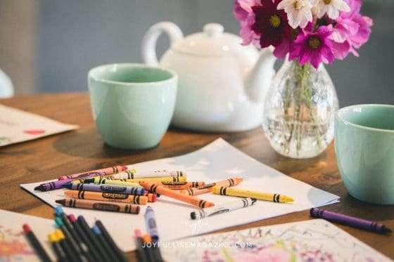 Enjoying the Gift of Creativity | by Asha Butler | The Joyful Life Magazine