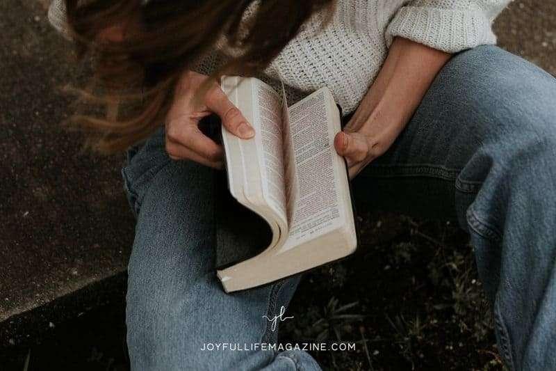 Needing Jesus at Every Age | by Sue Donaldson | The Joyful Life Magazine