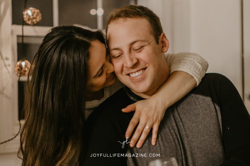 Why Date Your Mate?   by Laura Thomas   The Joyful Life Magazine