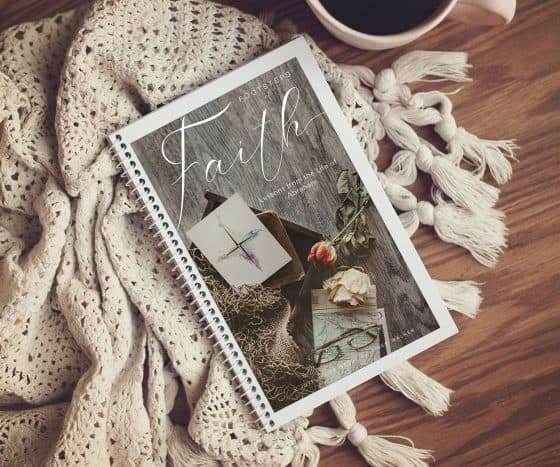 Footsteps of Faith Print Study Guide   The Joyful Life