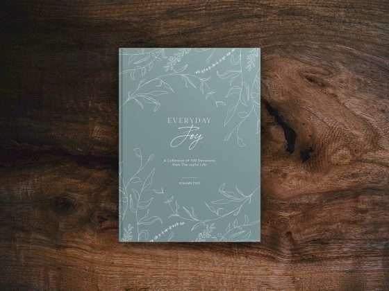 Everyday Joy Devotion Book