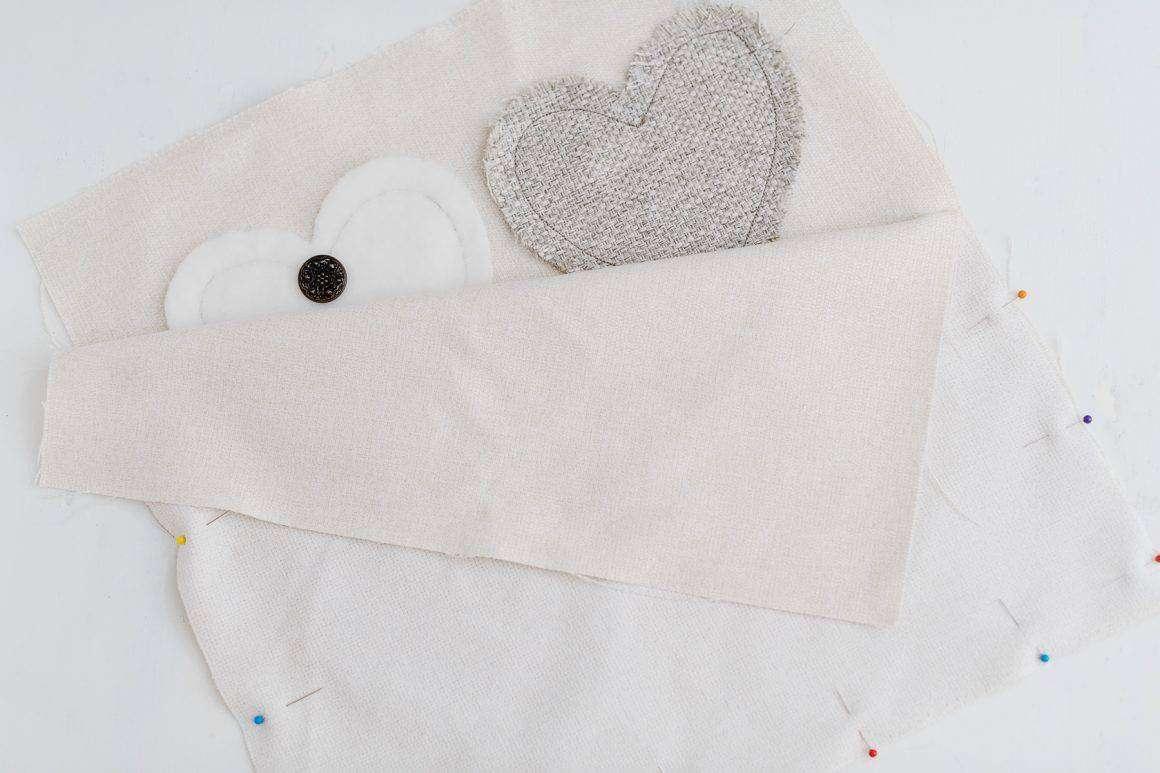 Heart Pillow Instructions