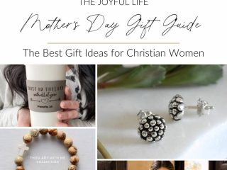 GIFT GUIDE | 2021 Mother's Day Gift Ideas for Christian Women